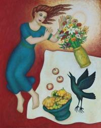 Mary Caspar: Picnic