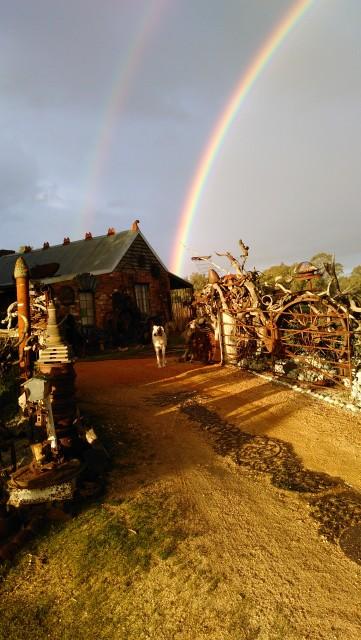 Finnegin's Rainbow (Rogers Gate)