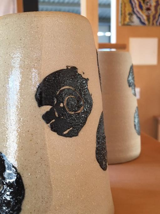 Stoneware vessels