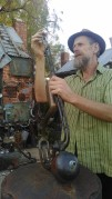 Roger at Antares