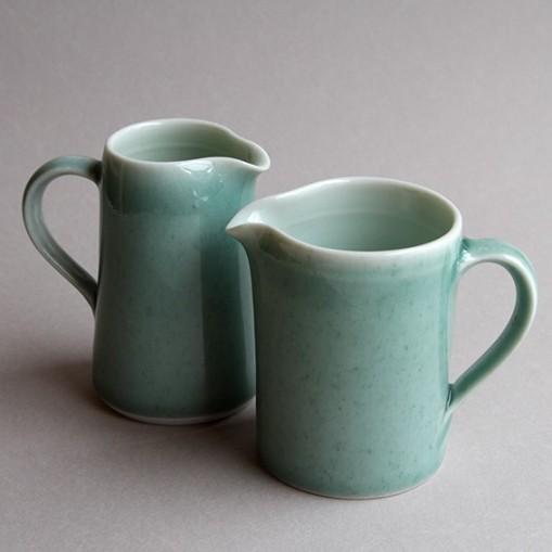 Celadon jugs