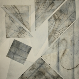 Taylor.Anne-Maree.'Light and Shade'.Collagraph