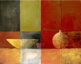 Still life in 8 panels